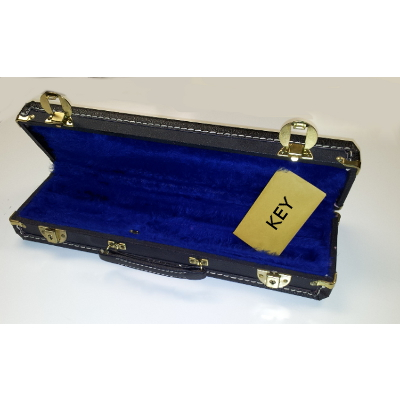 Professional Wood Flute Case.