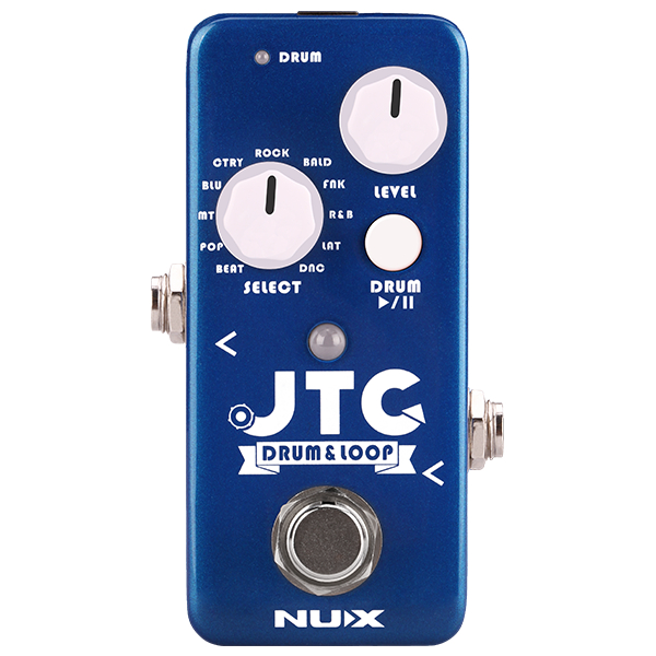 Nux Mini Core JTC Drum And Loop Pedal.