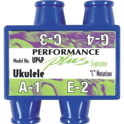 Performance Plus soprano uke pitch pipe.